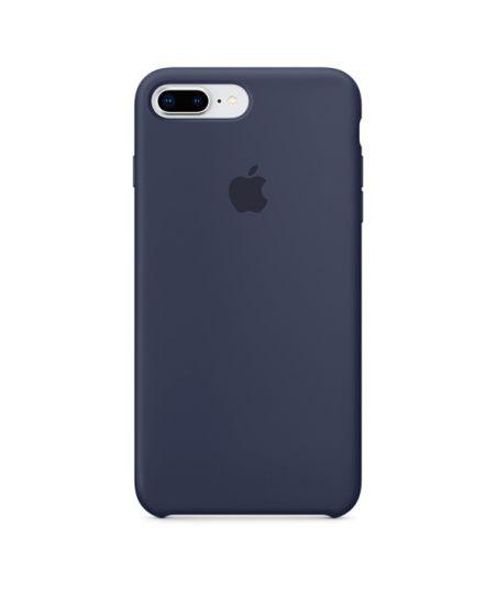 Чехол для iPhone Apple iPhone 8 Plus / 7 Plus Silicone Midnight Blue